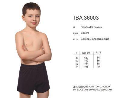 IBA 36003 Боксеры Academia