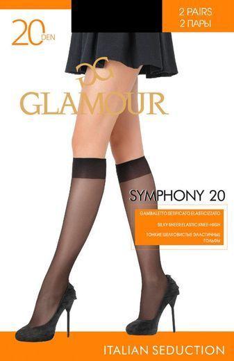 Гольфы SYMPHONY 20 GB*2 Glamour 18/180