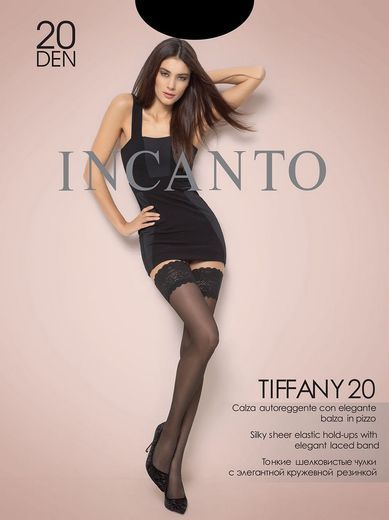 Чулки TIFFANI 20 AUT Incanto 10/100