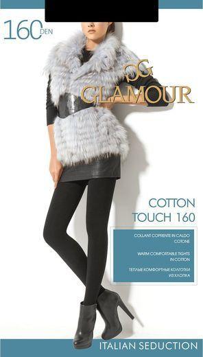 Колготки COTTON TOUCH 160 Glamour (1/60)