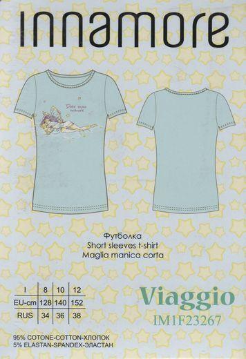 IM1F 23267 футболка Viaggio