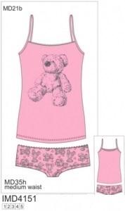 IMD 4151771 майка+шорты Bears