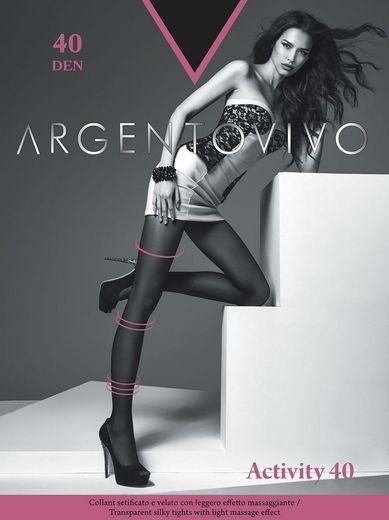 Колготки ACTIVITY 40 Argento 5/50