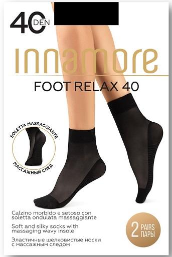 Носки Foot Relax 40 (2п) Inn (180/18)
