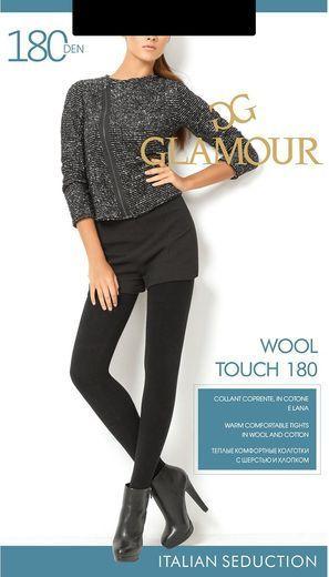 Колготки WOOL TOUCH 180 Glamour 1/60