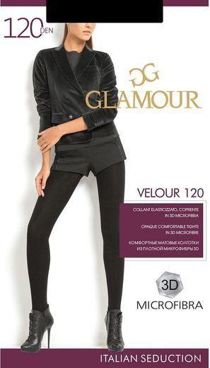 Колготки VELOUR 120 Glamour 6/60