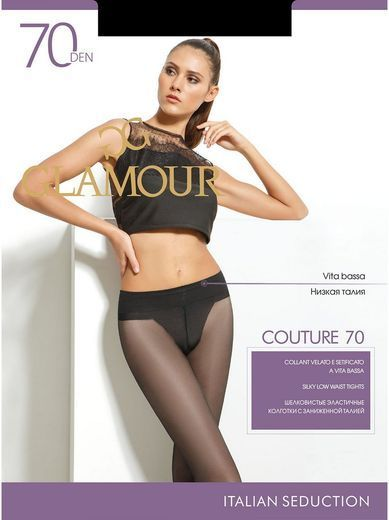 Колготки COUTURE 70 VB Glamour 6/72
