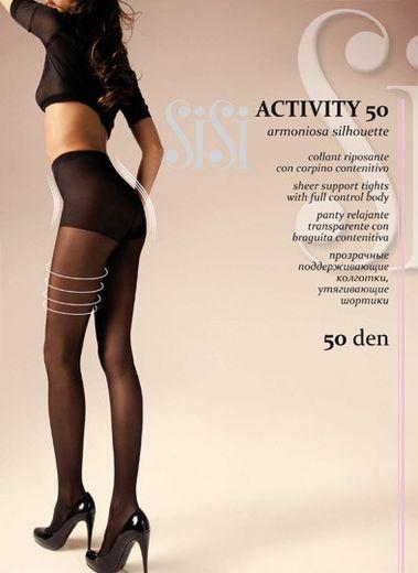 Колготки ACTIVITY 50 Sisi 5/80