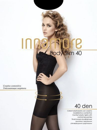 Колготки BODY SLIM 40 Inn 8/80 (NERO, 5)