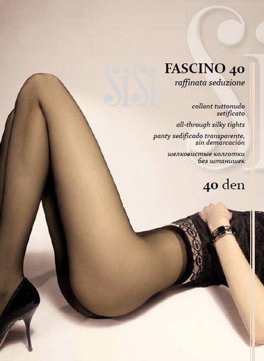Колготки FASCINO 40 Sisi 5/80