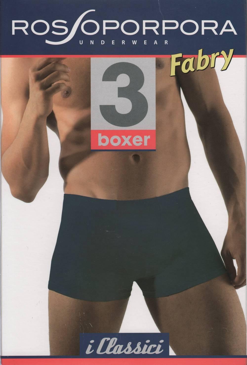 FABRI 3шт  боксеры муж