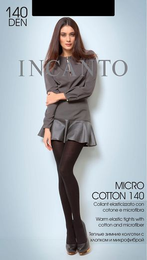 Колготки M.COTTON 140 Incanto 0/60
