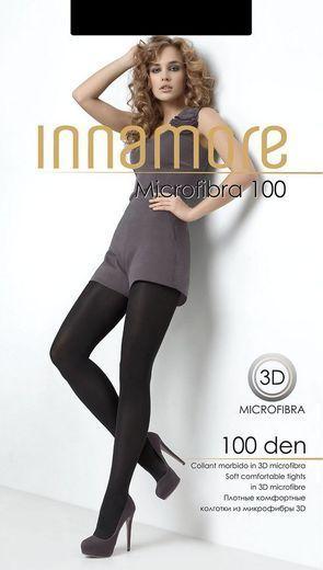 Колготки M.FIBRA 100 MELANGE Inn 6/60