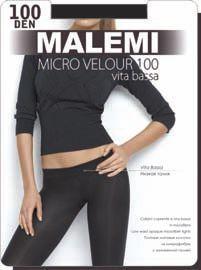 Колготки M.VELOUR 100 VB Malemi 6/60