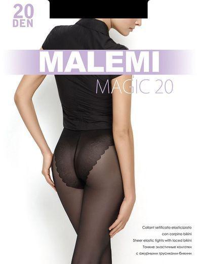 Колготки MAGIC 20 Malemi 10/100