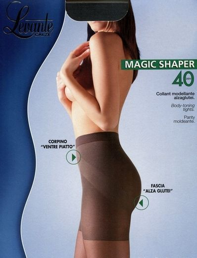 Колготки MAGIC SHAPER Lev 6/96